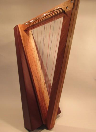 Waring Double Strung Harp