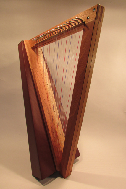 Waring Double Strung Harp