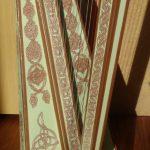 Upright harp
