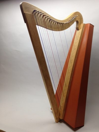 24-String Deluxe Harp