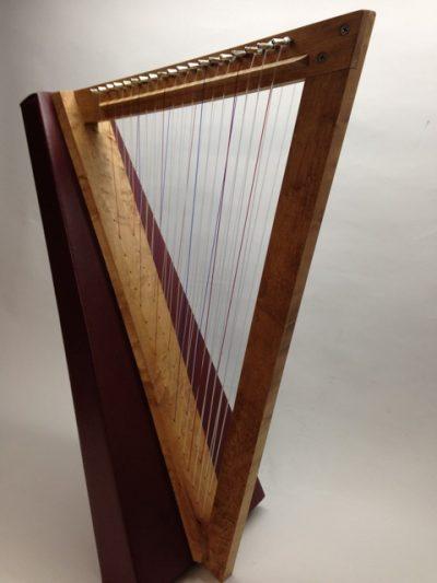 Double Strung Harp
