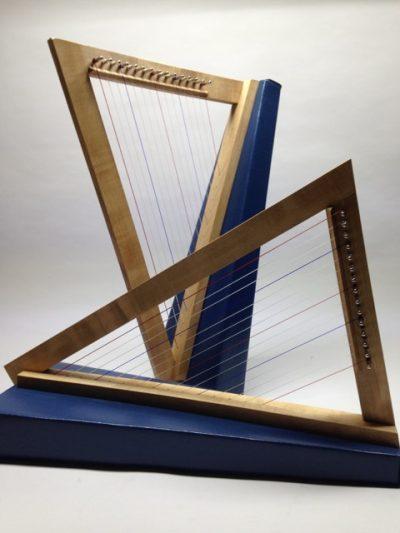 Mini Harp Fully Built